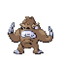 Two-Toed Pokémon