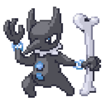 Bone Wield Pokémon
