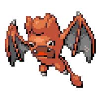 Fierce Bat Pokémon