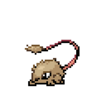 Tiny Mouse Pokémon