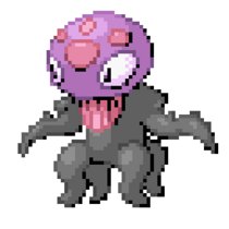Parasitic Pokémon