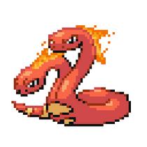 Twin Snake Pokémon