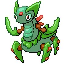 Meadow Pokémon