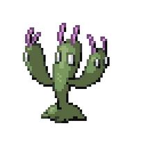 Sea Flower Pokémon