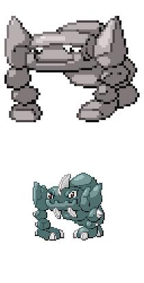 Crunching Pokémon