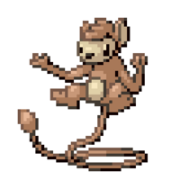Chimp Pokémon