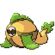 Jaw Seed Pokémon