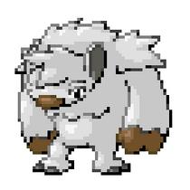 Ice Brawler Pokémon