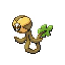 Kelp Leech Pokémon