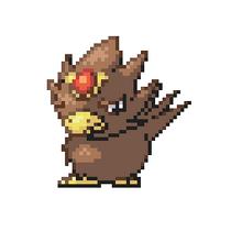 Dwarf Chick Pokémon