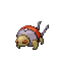 Hermit Pokémon