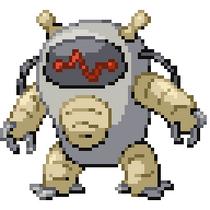 Brute Force Pokémon