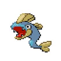 Chomping Pokémon
