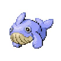 Baby Blue Pokémon