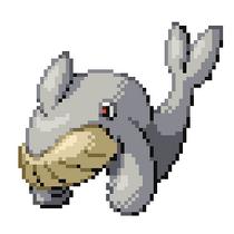 Gray Whale Pokémon