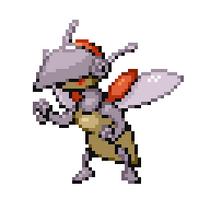 Armor Wasp Pokémon