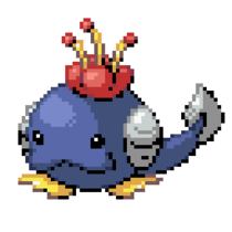 Pond Flower Pokémon