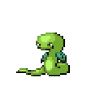 Leaf Snake Pokémon