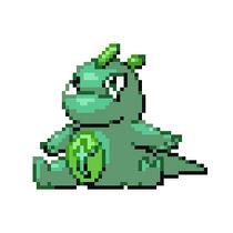 Baby Dragon Pokémon