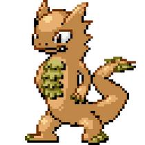 Reptile Pokémon