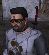 Radiation Shielded Goggles