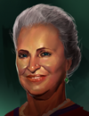 Devil-May-Care Dowager