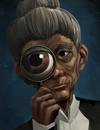Attend the Implacable Detective's dinner