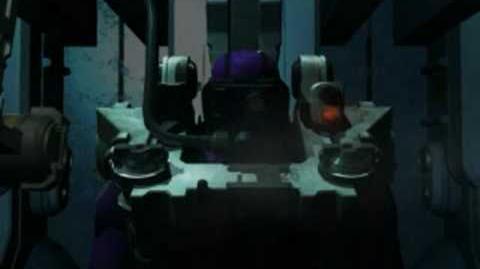 Parasite Eve II - Cutscene 13 - Awakening the Golems