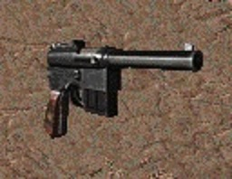 Пистолет 9 мм