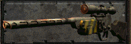 Sniper rifle DKS-501