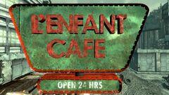 FO3 L'enfant Café sign.jpg