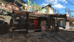 FO4 Publick Occurrences outside.png