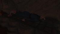 FO76SR Hidden crevice Vault Dweller