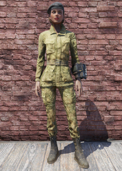 FO76 Military Fatigues with Hat.png