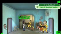 FOS - Quest - Für den Eigelb-Bedard - Überlebende - Zwischenziel fertig