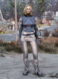 Fallout 76 Forest Operative Underarmor.png