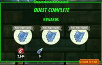 FoS Ghooooooooooooooooooul! rewards