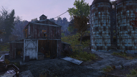 Wixon homestead exterior
