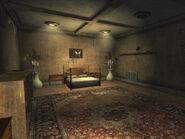 Atomic Wrangler Casino Corner Room