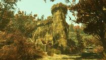 FO76 Berkeley Springs Castle (01)