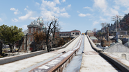 FO76 Morgantown monorail 7