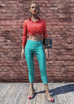 FO76 Roadtripper Blouse and Capris.png