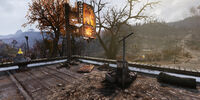 FO76 The Rusty Pick (rooftop)