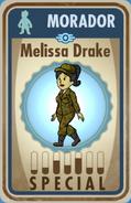 FOS Melissa Drake carta