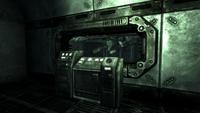 Fo3 Vault Entrance Control Station