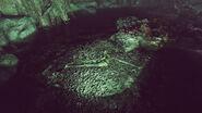 Fo76 Wendigo cave (Gourmands' key fragment)