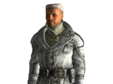 General Chase's overcoat