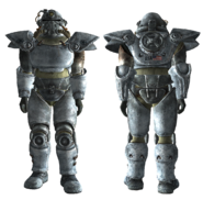 OA Power armored soldier
