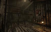 Camp FH jail interior