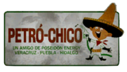 FNV Petro Chico sign